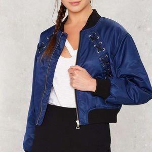 Jackets & Blazers - Nastygal Cassidy Bomber Jacket
